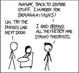 Zombie Feynman