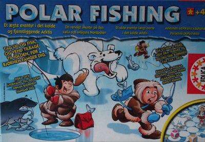 Edición norteamericana del Pesca Polar.