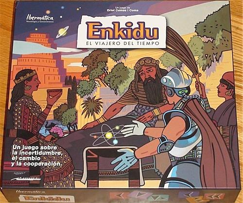 Enkidu de Oriol Comas