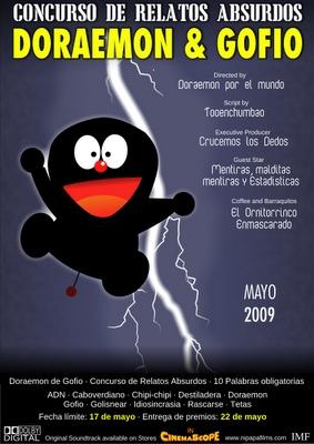 doraemonygofio-cartel