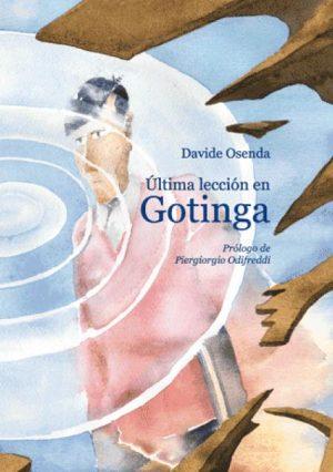 Última lección en Gotinga, de Davide Osenda