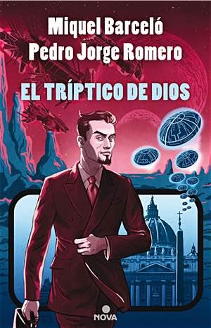 El tríptico de Dios, de Miquel Barceló y Pedro Jorge Romero
