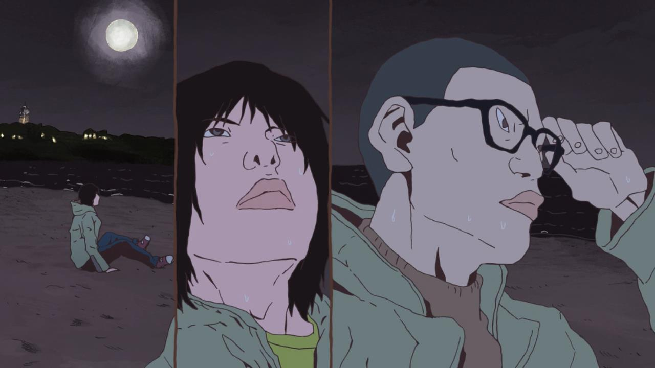 ping_pong_the_animation-06-hoshino-sakuma-peco-akuma-beach-moon-night-glasses-dramatic-multiple_frames-cinematography