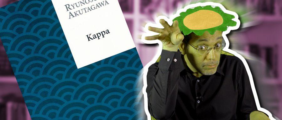 Kappa Ryunosuke Akutagawa