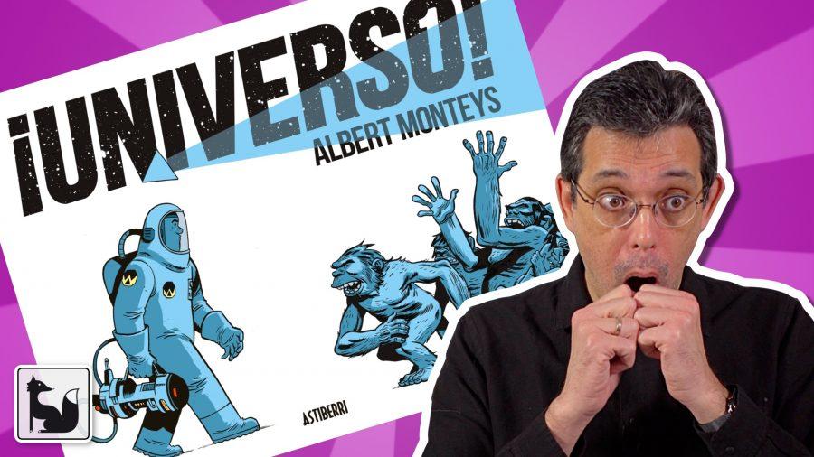¡Universo!, de Albert Monteys
