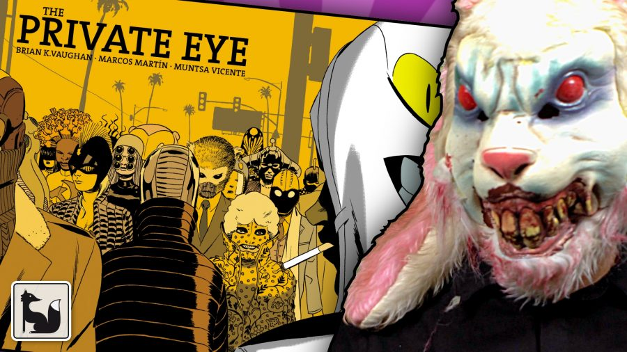 The Private Eye, de Brian K. Vaughan, Marcos Martín y Muntsa Vicente