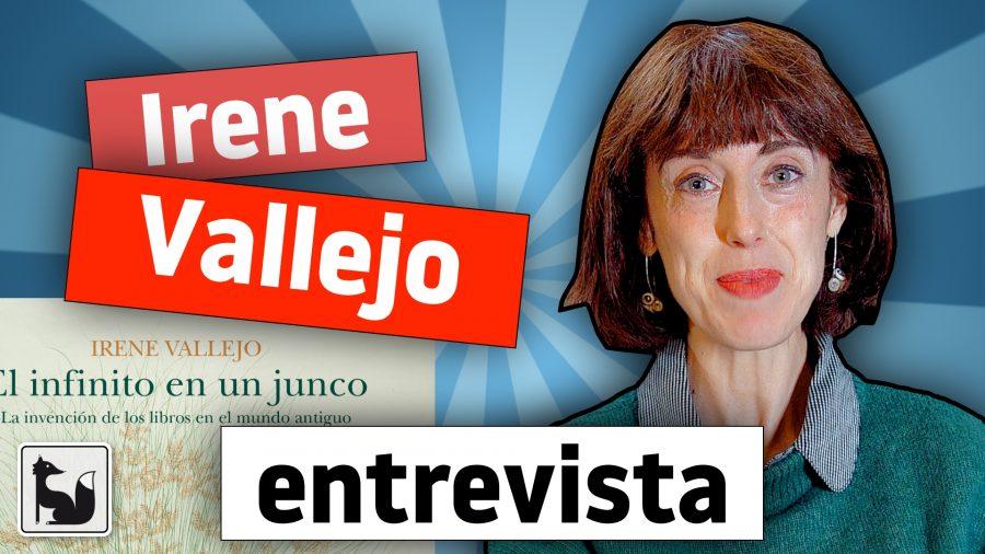 Una charla con Irene Vallejo