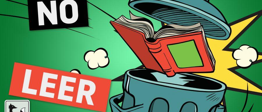 Cómo NO leer un libro