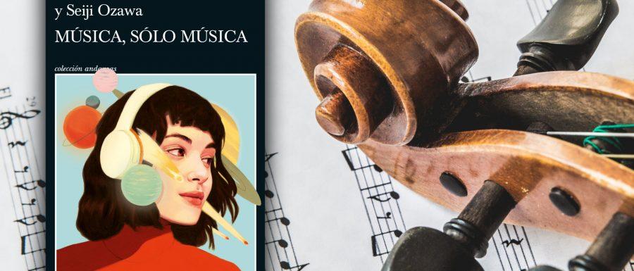 Música, sólo música Haruki Murakami